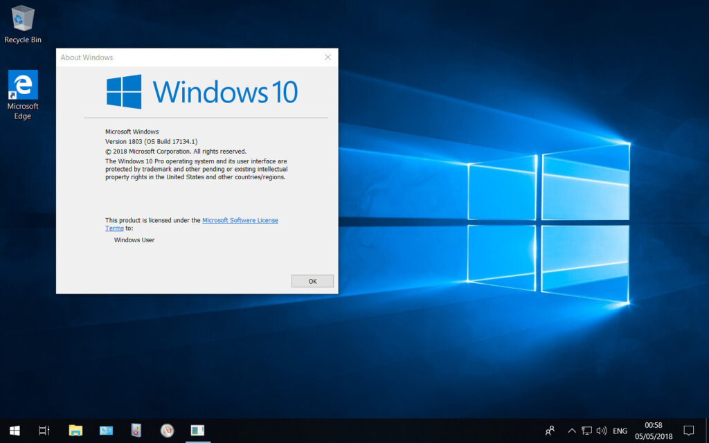 Escritorio Remoto Windows 10